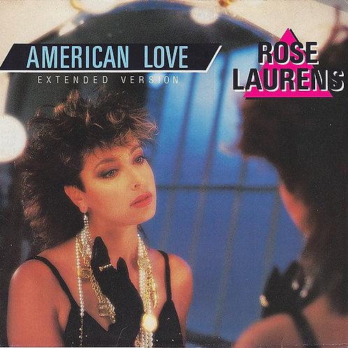 Rose Laurens – American Love (Extended Version)