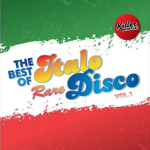 Various ‎– The Best Of Rare Italo Disco vol.1