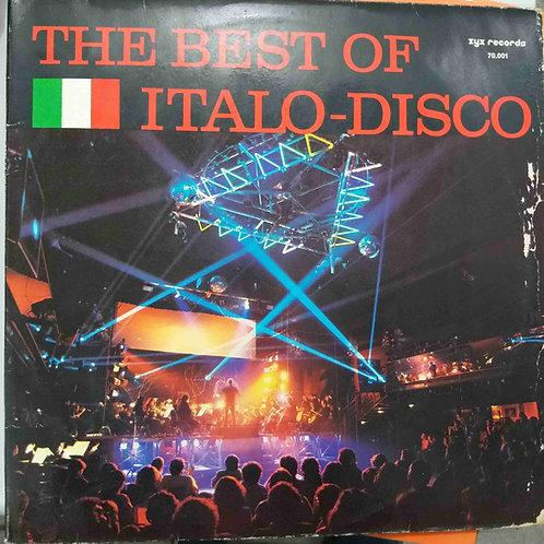 The Best Of Italo-Disco Vol. 1