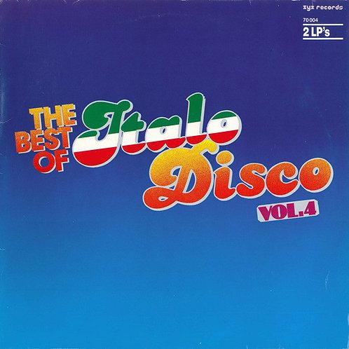 The Best Of Italo-Disco Vol. 4 (Album Duplo)