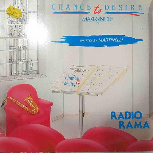 Radiorama - Chance To Desire