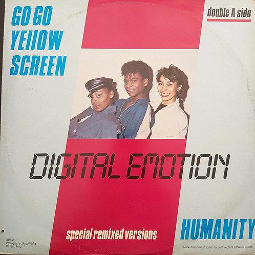 Digital Emotion – Go Go Yellow Screen