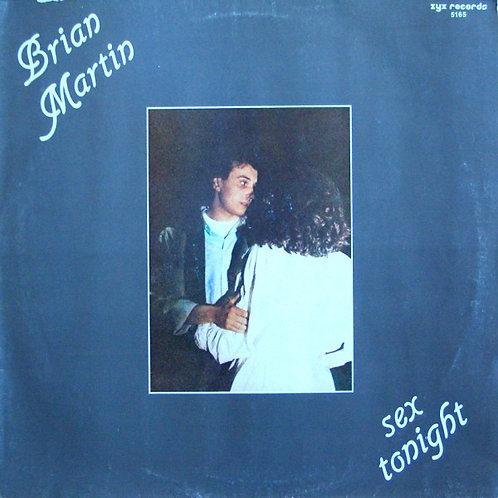 Brian Martin – Sex Tonight
