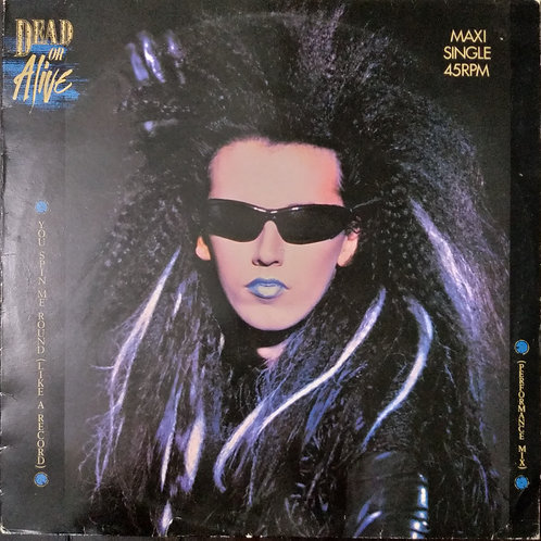 Dead Or Alive – You Spin Me Round (Like A Record) (Performance Mix)