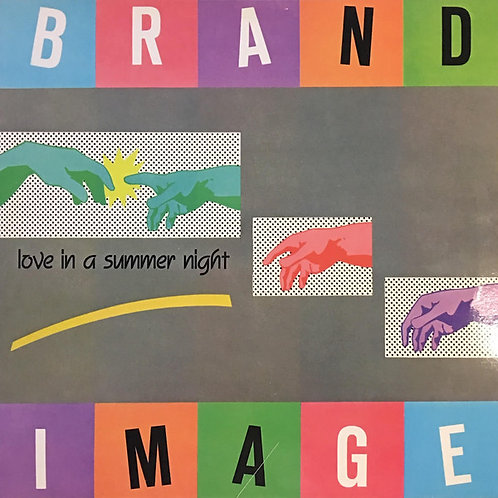 Brand Image ‎– Love In A Summer Night