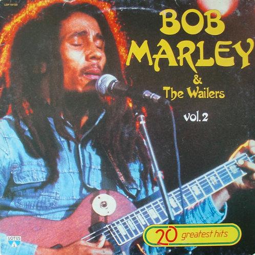 Bob Marley & The Wailers - Bob Marley & The Wailers Vol. 2