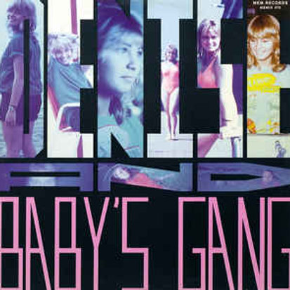 Denise And Baby's Gang -Disco Maniac