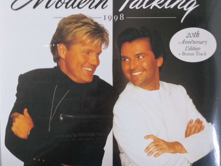 "Que tal um bate-papo atual, moderno? Que tal um ""Modern Talking!"""