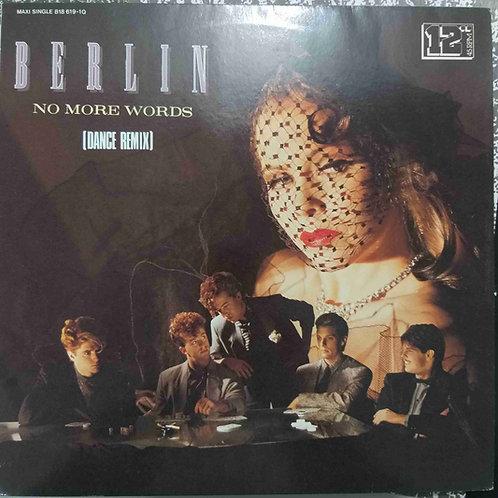 Berlin - No More Words (Dance Remix)