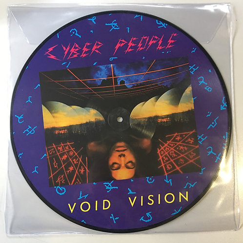 Cyber People ‎– Void Vision (Picture Disc)