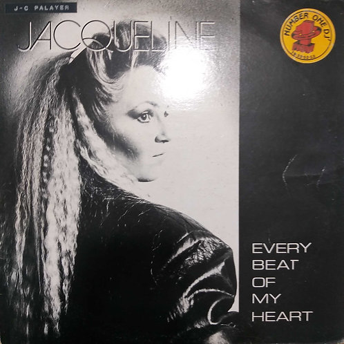 Jacqueline - Every Beat Of My Heart