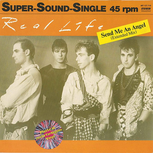 Real Life ‎– Send Me An Angel (Extended Mix)