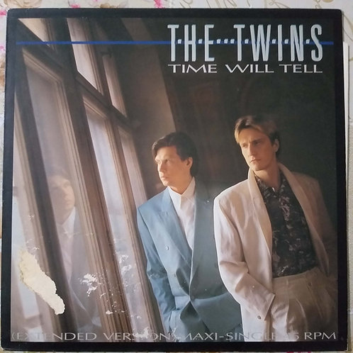 The Twins ‎– Time Will Tell (Dance Mix)