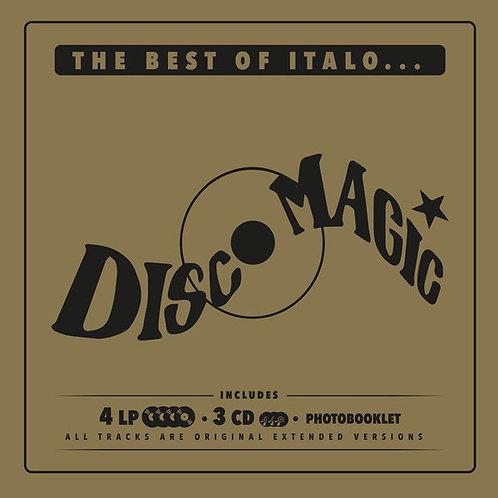 Various – The Best Of Italo...Discomagic