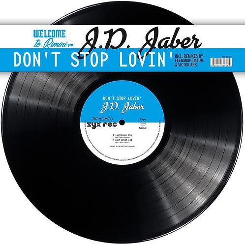J.D. Jaber – Don't Stop Lovin'