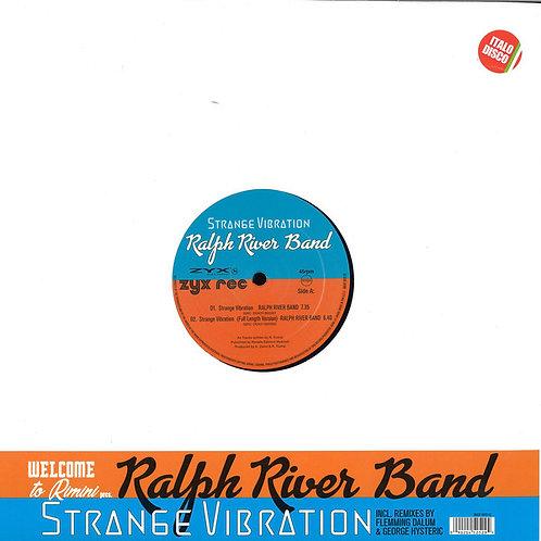 Ralph River Band – Strange Vibration