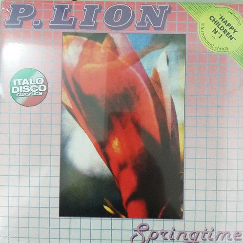 P. Lion – Springtime