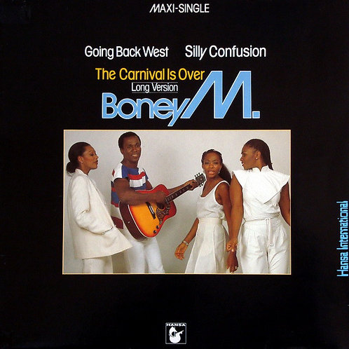 Boney M. – Going Back West / Silly Confusion / The Carnival Is Over