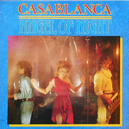 Casablanca ‎– Angel Of Night