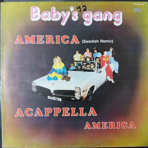 Baby's Gang – America (Swedish Remix)