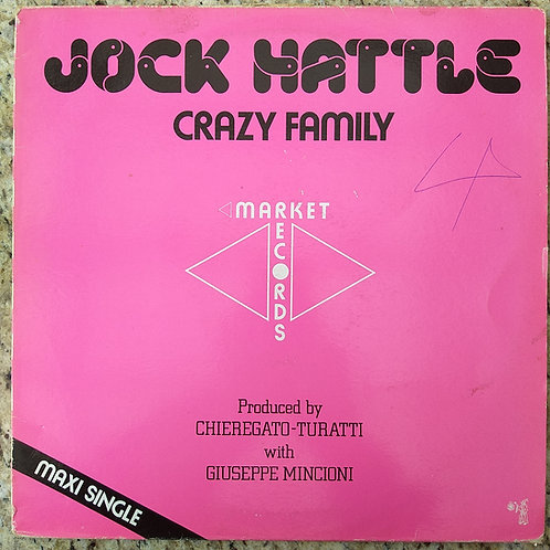 Jock Hattle - Crazy Family