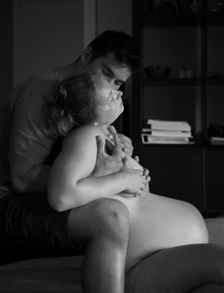 Hjemmefødsel på kort varsel