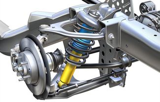 Suspension - Struts and Shocks