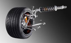 Lamborghini struts and shocks