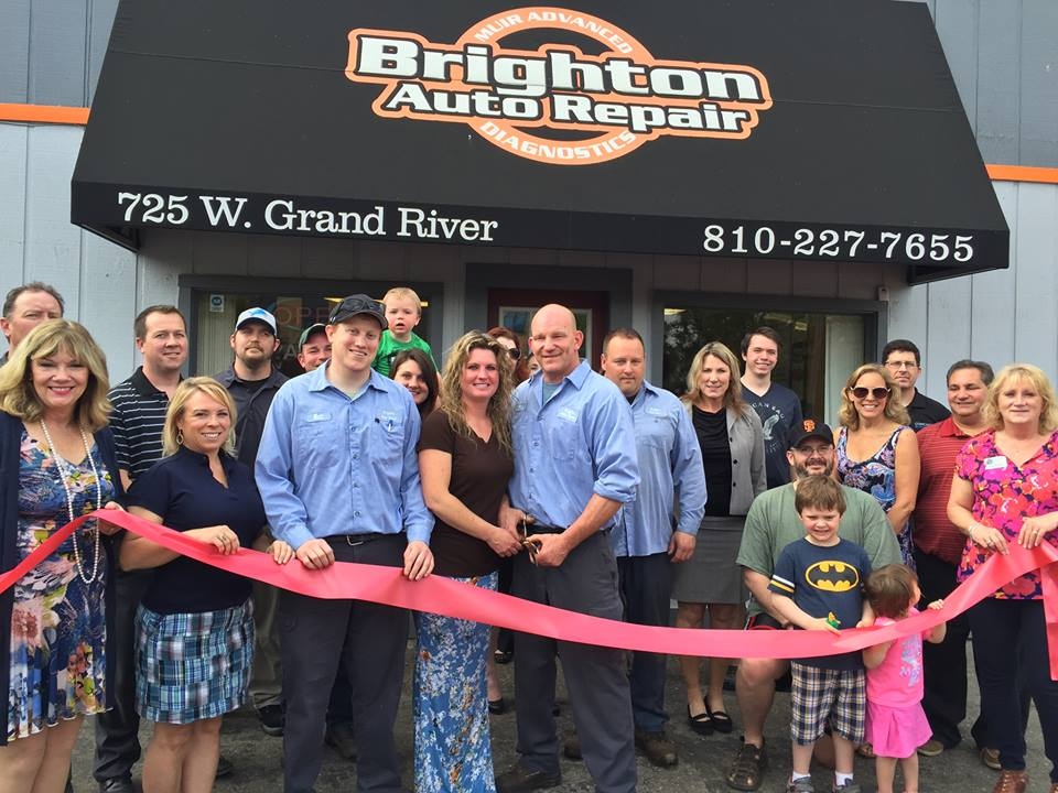 Ribbon Cutting Event
