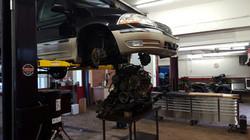Domestic Auto Engine Repair