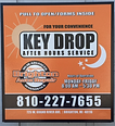 Secure Key Drop Box for After Hours Convenience at Brighton Auto Repair image