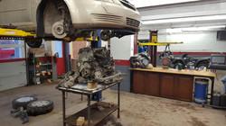 Domestic Car Engine Repair
