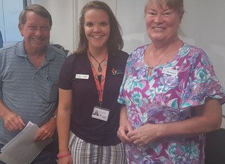 Crowd turns out for inaugural North Burnett healthy eating session