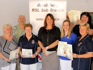 IWC part of Bundaberg Veterans' Health Week