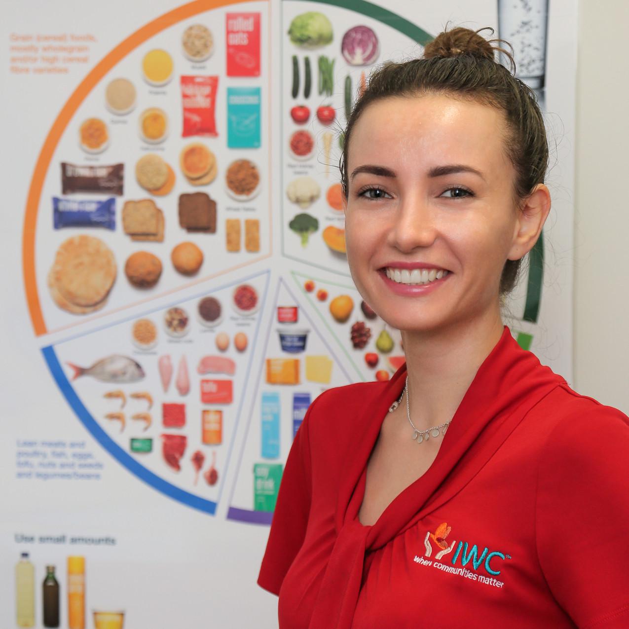 IWC Accredited Practising Dietitian Nata