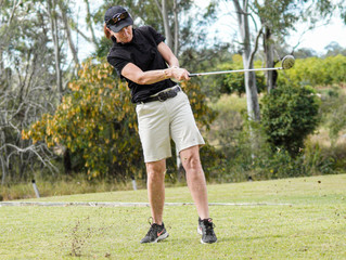 Charity golf day drives a great result for community