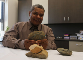 Artefacts join permanent display