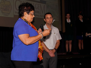 Indigenous students shine at awards night