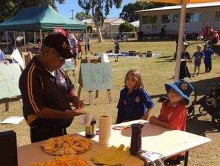 Culture and health shared with Under 8's