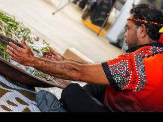Ancient ceremony marks start of Reconciliation Week