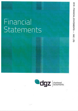 2018 Audited Financial Statements - IWC-