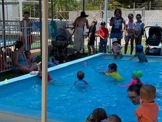 Mums & Bubs event makes a splash