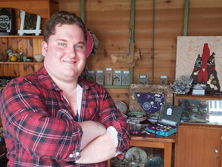 NDIS participant opens business