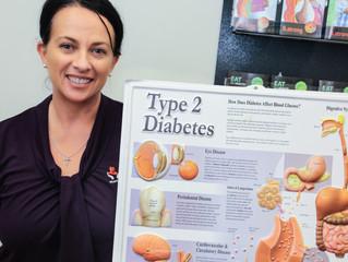 IWC Dietetics and Diabetes Education duo in North Burnett