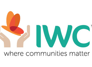 The ethos behind IWC - working for the highest good of all in our communities