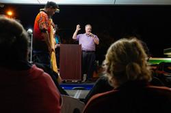 IWC General Manager Wayne Mulvany speaks