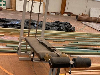 Community opportunity to buy surplus Gayndah gym equipment