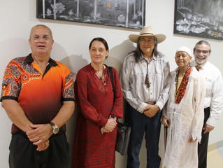 US, NZ and Australian First Nation peoples speak at major conference