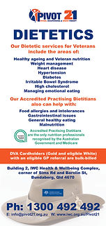 IWC Dietetics Flyer VETERANS 2021 - Pivo