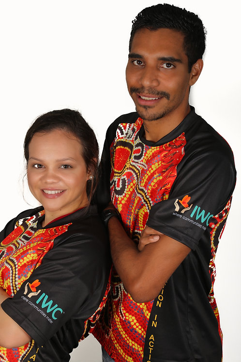 IWC Supporter Shirt - Unisex